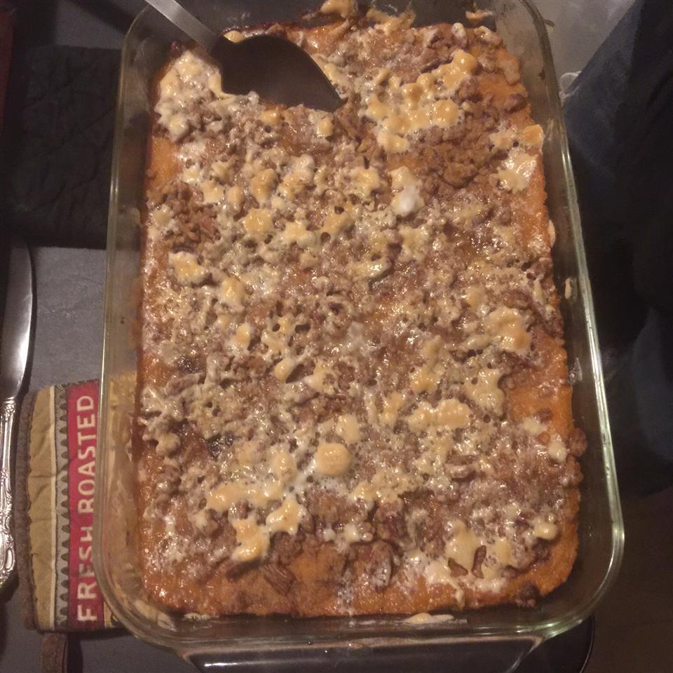 Eggless Sweet Potato Casserole MaleRN