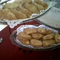 Quesitos (Puerto Rican Cheese-Stuffed Puff Pastry)