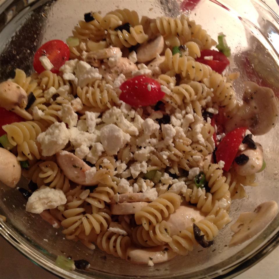 Greek Pasta Salad III
