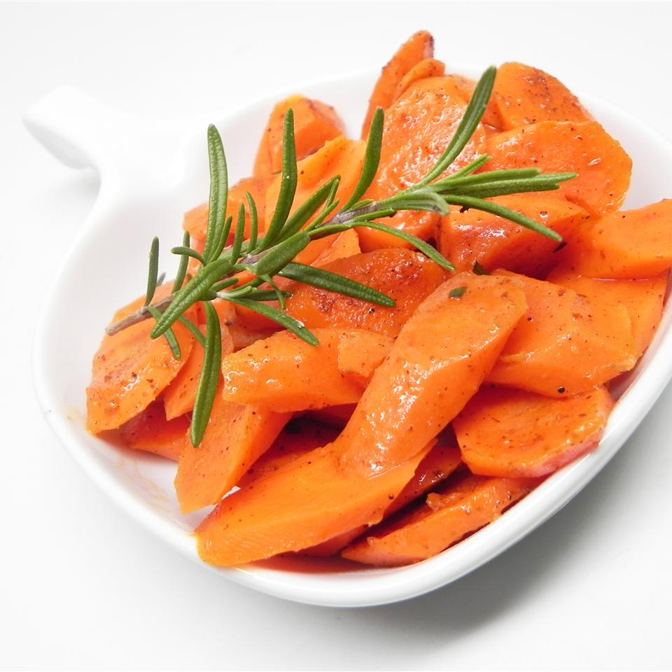 Herb Braised Carrots Soup Loving Nicole