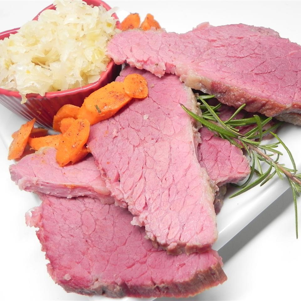 A Slice of Heaven (Baked Corned Beef)