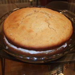 Whipped Cream Cake II Kitchen Fun