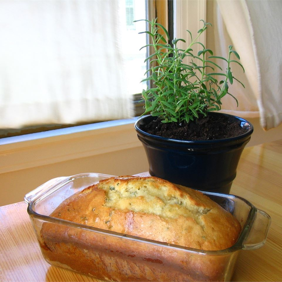 Lavender Tea Bread