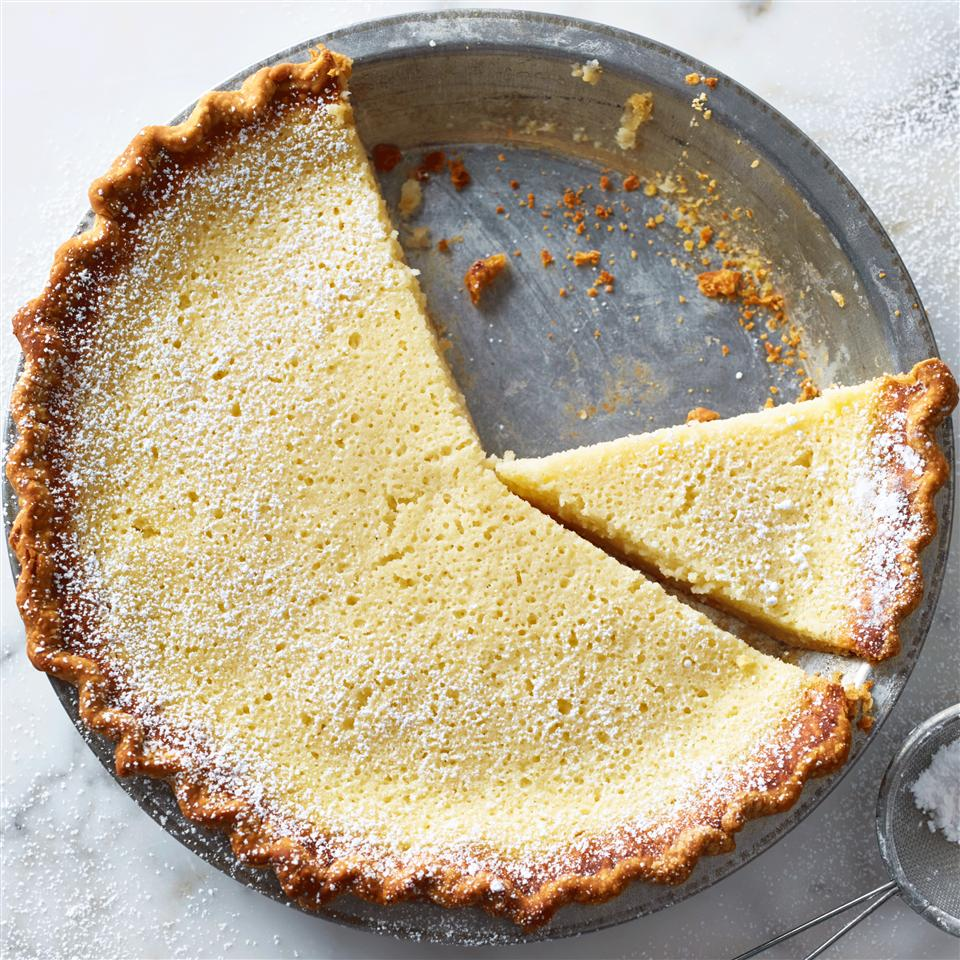 Buttermilk Pie I Allrecipes Magazine