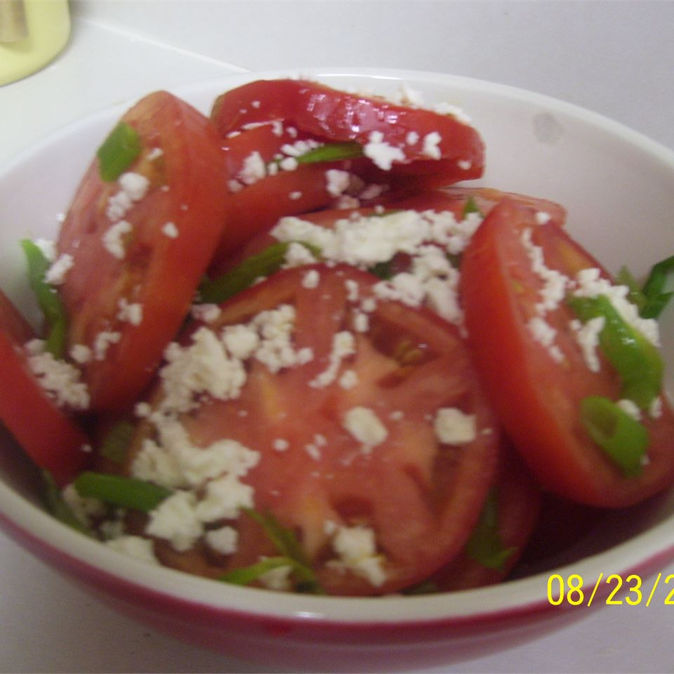 Mediterranean Summer Tomatoes mommymeggy