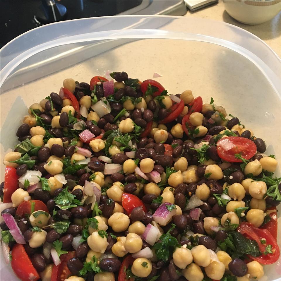 Balela Salad Elaine Goolsbey