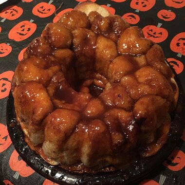 monkey bread with butterscotch pudding recipe