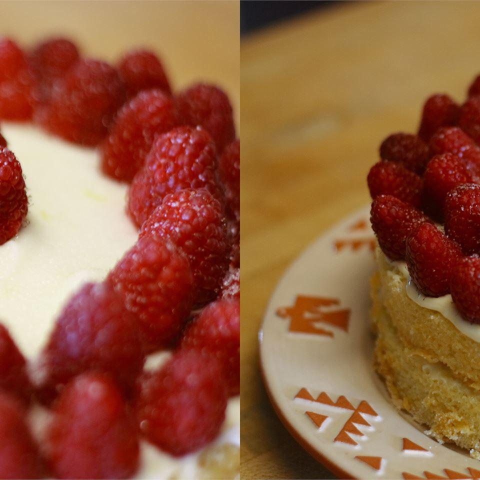 Grandma's Moist Cake Eva Amber