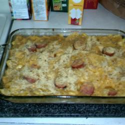 Cheese's Baked Macaroni and Cheese Randy