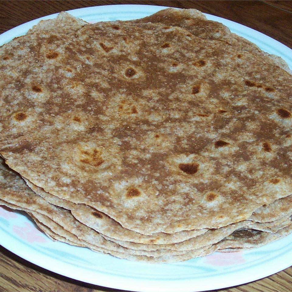 Mexican Whole Wheat Flour Tortillas