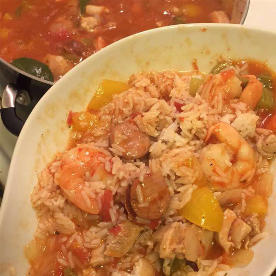 Cindy's Jambalaya Anonymous