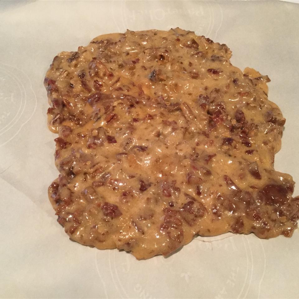 Microwave Bacon Brittle Bandman