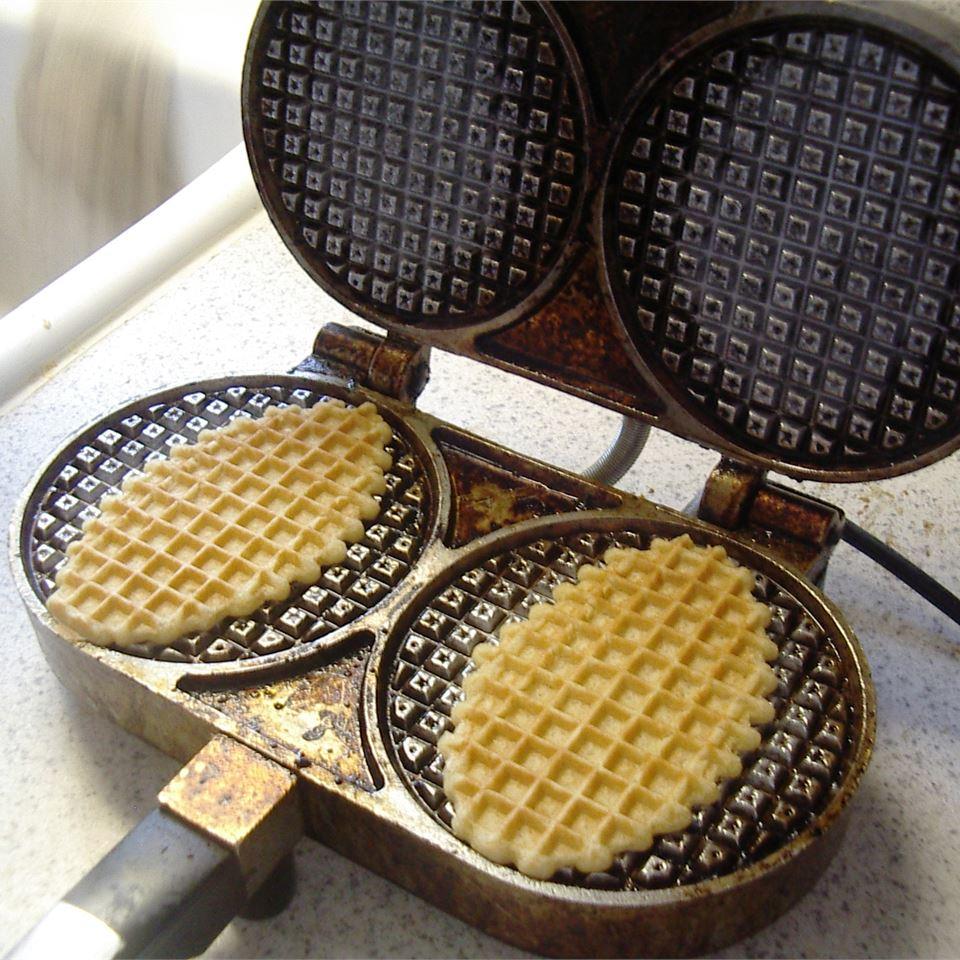 Belgian Iron Cookies Phyllajean