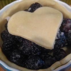 Blackberry Pie I
