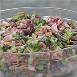 Kecia's Broccoli Salad