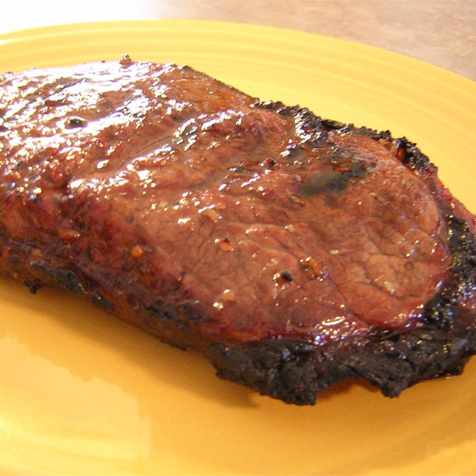 Savory Garlic Marinated Steaks Emily