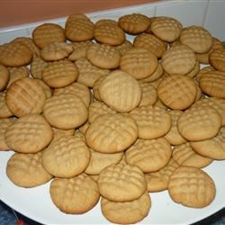 Peanut Butter Cookies I eskimomamma2010