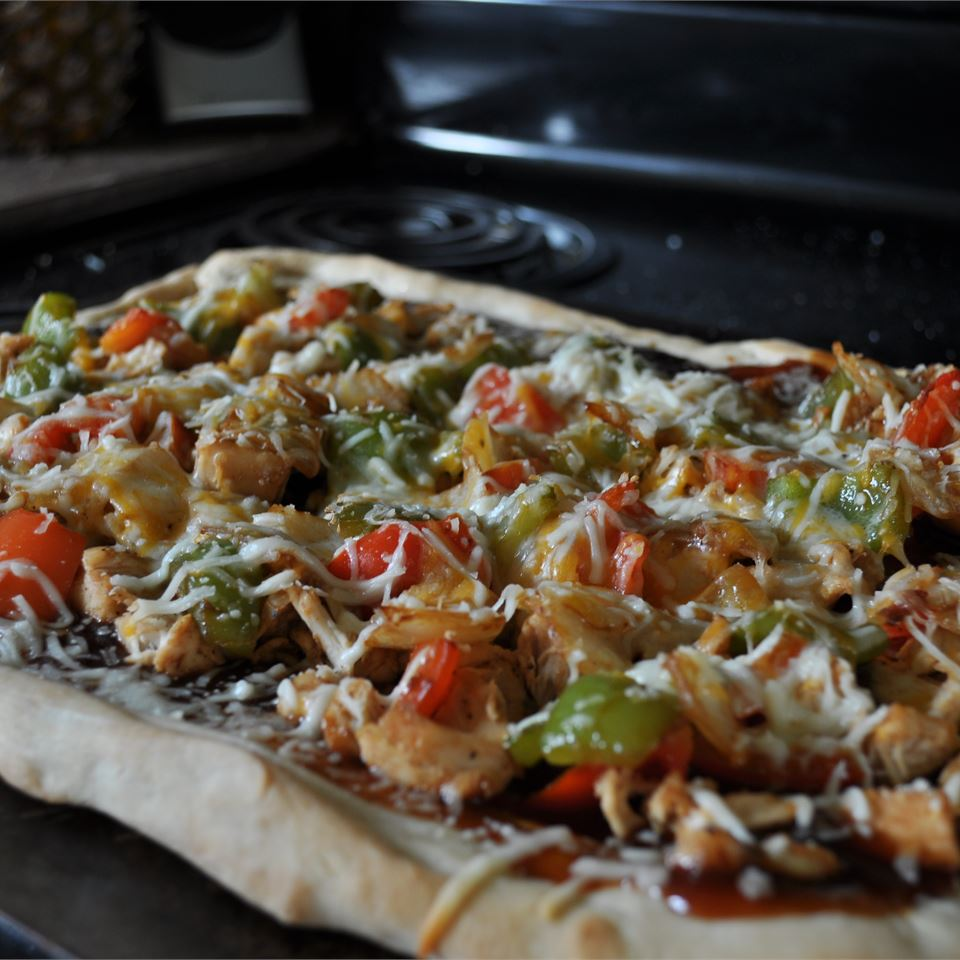 BBQ Chicken Pizza I