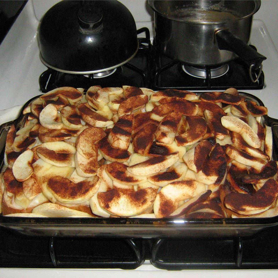 Baked Caramel-Apple French Toast Ashley B.