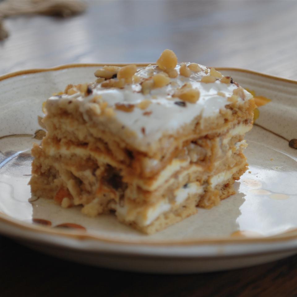 Latvian Honey Cake Dana