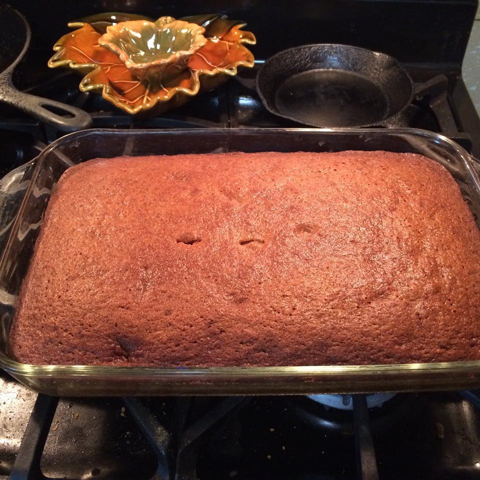 Holiday Left-Over Sweet Potato Cake Sherry  Ellis