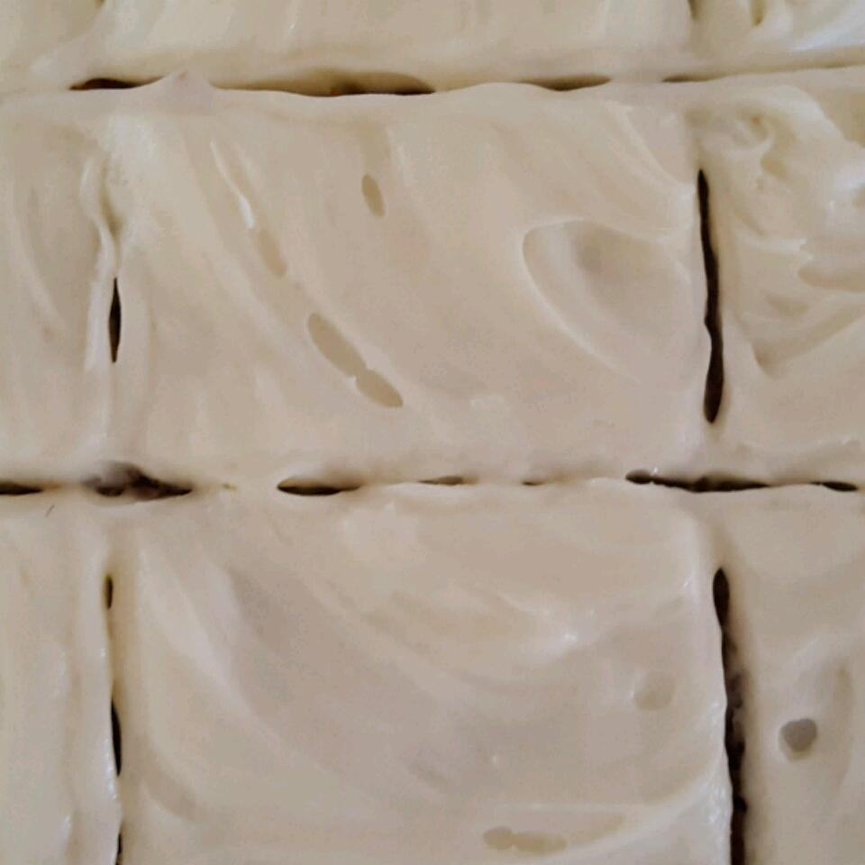 Pumpkin Bars with Cream Cheese Frosting Marci Banes