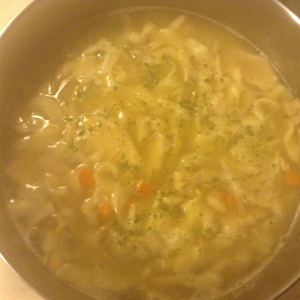 Better than Cracker Barrel® Chicken 'n Dumplings Lisa M. Harms-Maynard