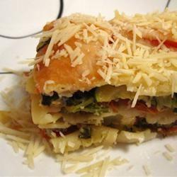 Sauceless Garden Lasagna jocemalyn