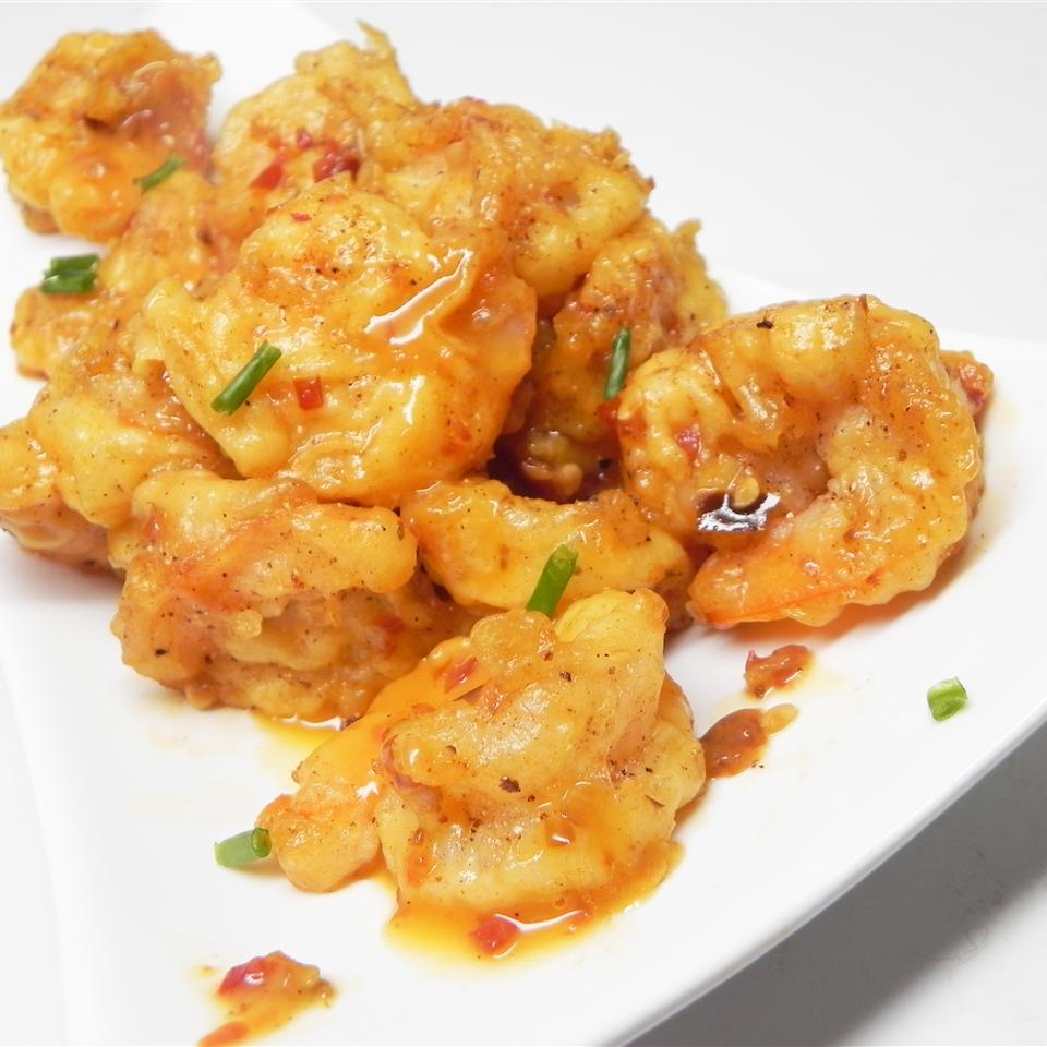 Rock Shrimp Tempura (Pan-Fried)