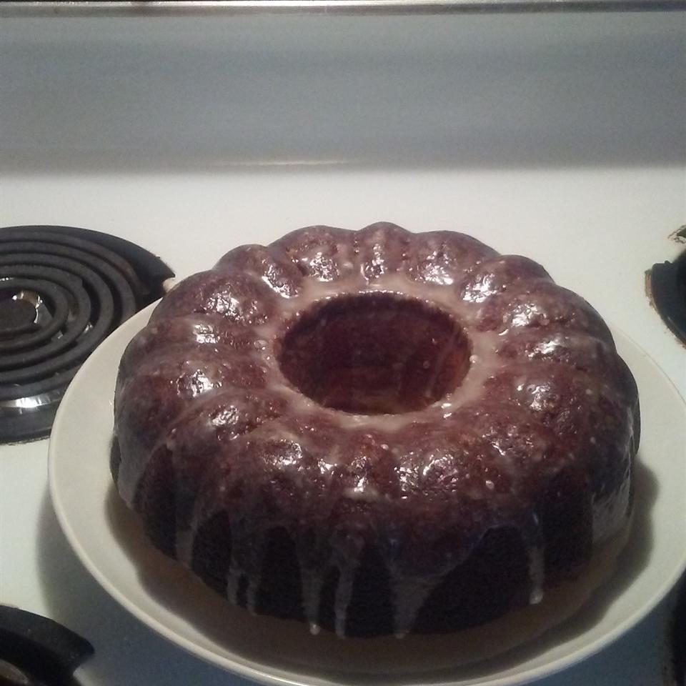 Memaw's Lemon Sunshine Cake Carol Mcclernan