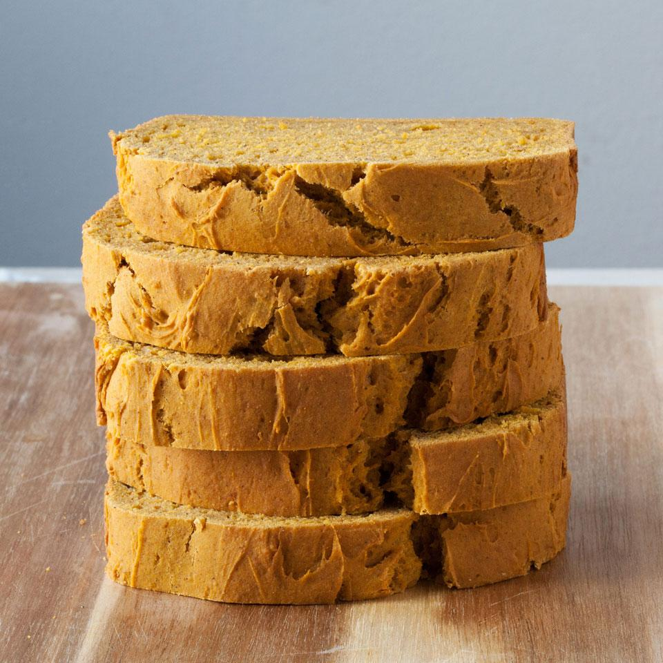 Gluten-Free Pumpkin Bread Breana Killeen
