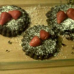 Strawberry Brownies rayfordlaura
