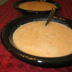 Nigerian Peanut Soup JARRIE