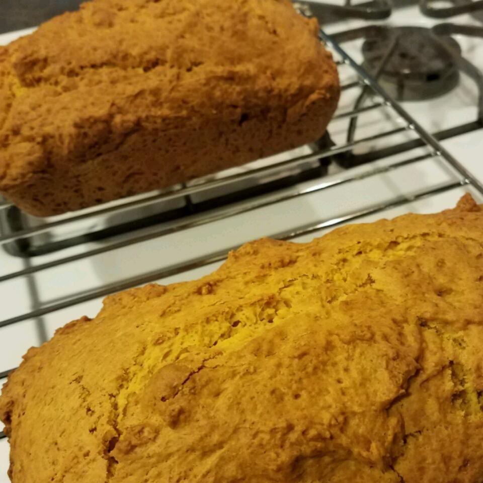 Pumpkin Stuffing Bread the Brooklyn
