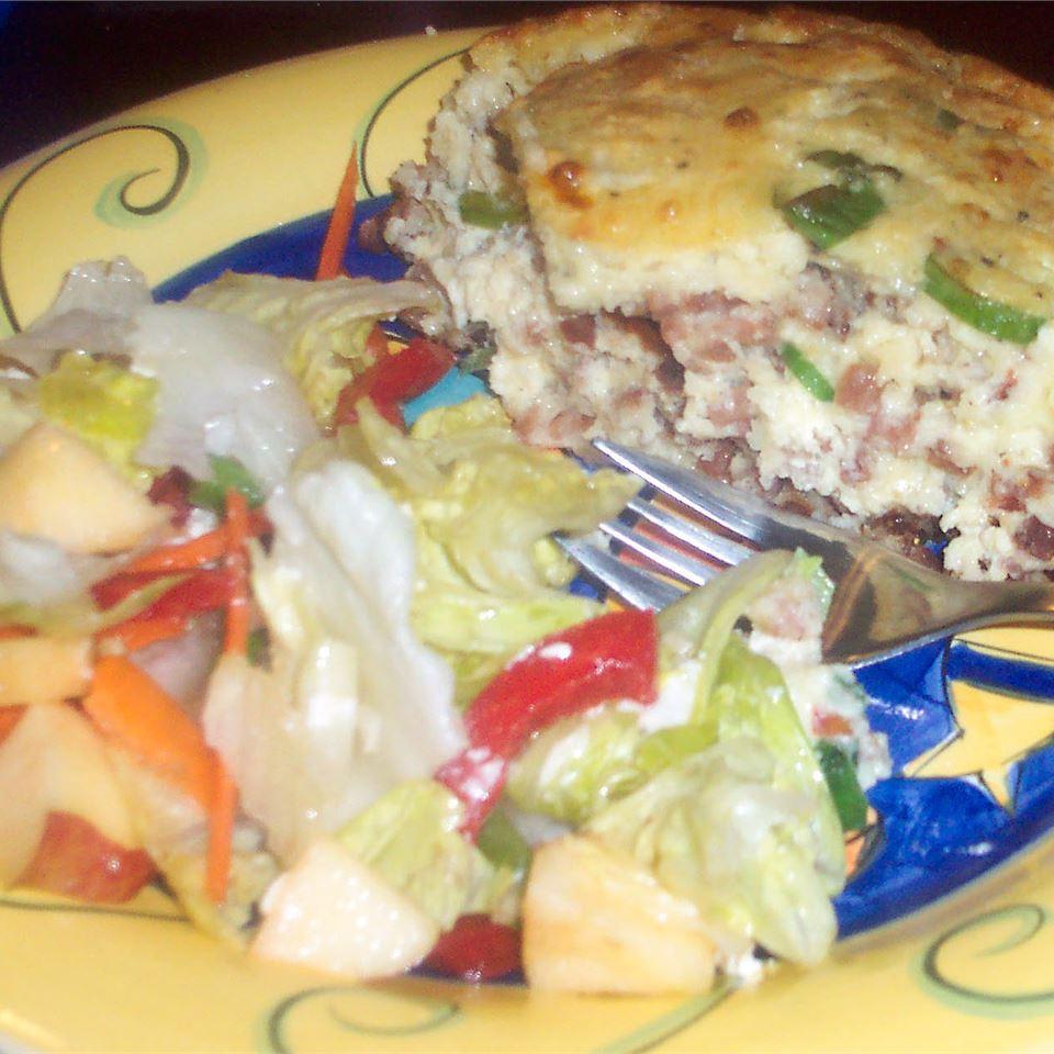Bacon Pie AUSSIEMUM1
