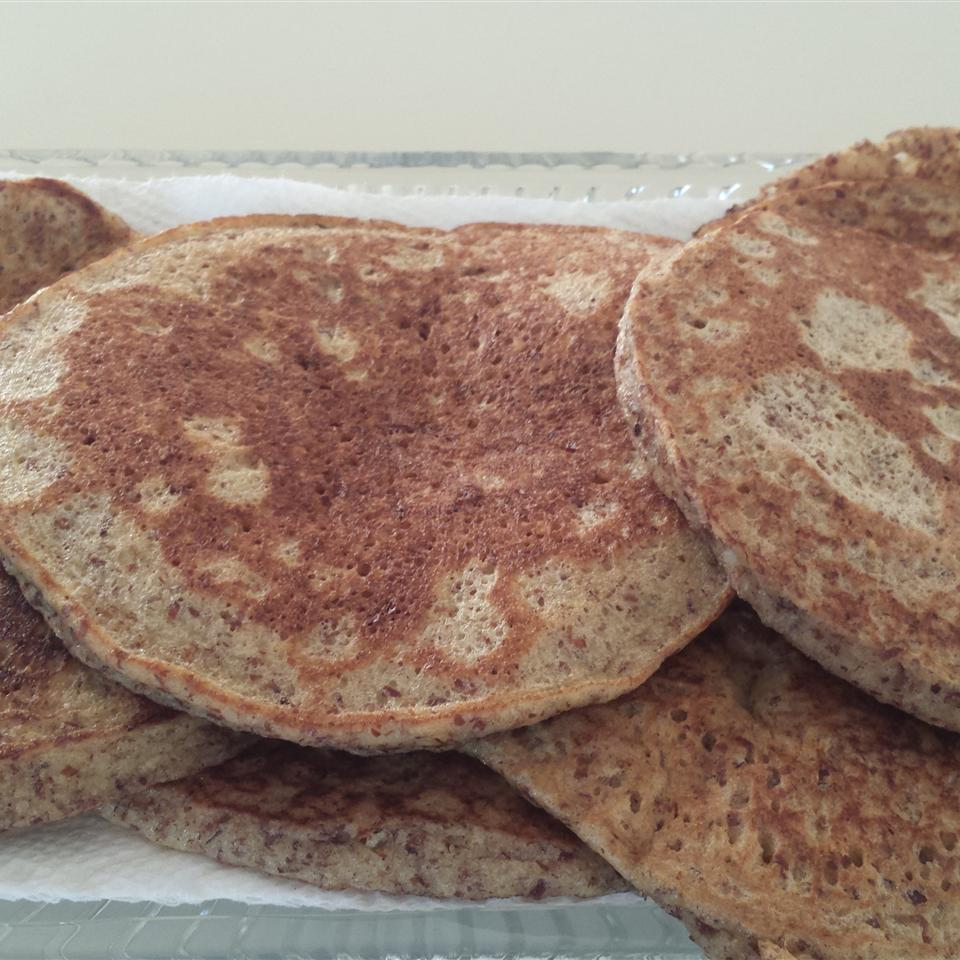 Almond Flour Pancakes from Almond Breeze® Casablancaise