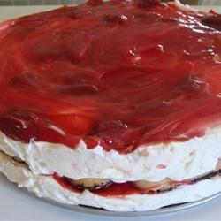 Raspberry Cheesecake Debra
