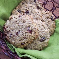 Jumbo Breakfast Cookies pomplemousse