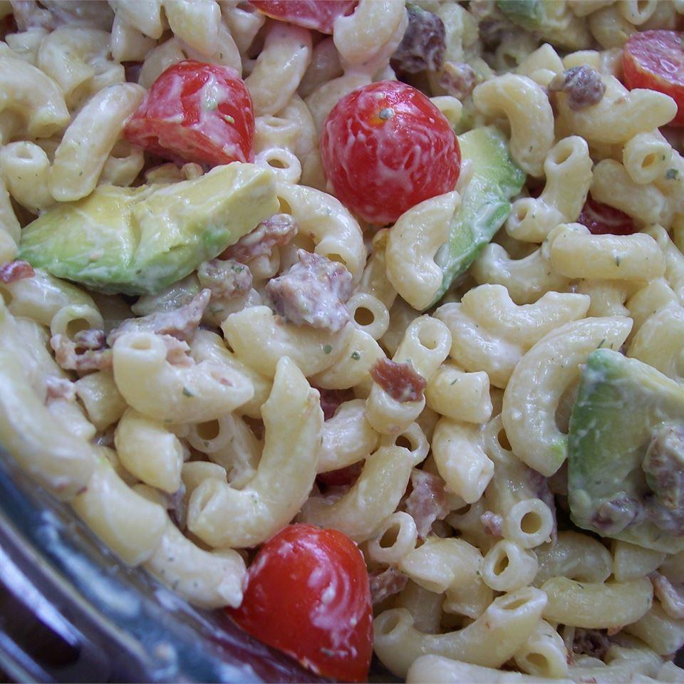 Sarah's Pasta Salad Sarah Ripley