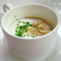 Gold Onion Soup sneha francis