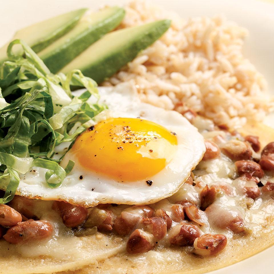 Huevos Rancheros Verdes EatingWell Test Kitchen