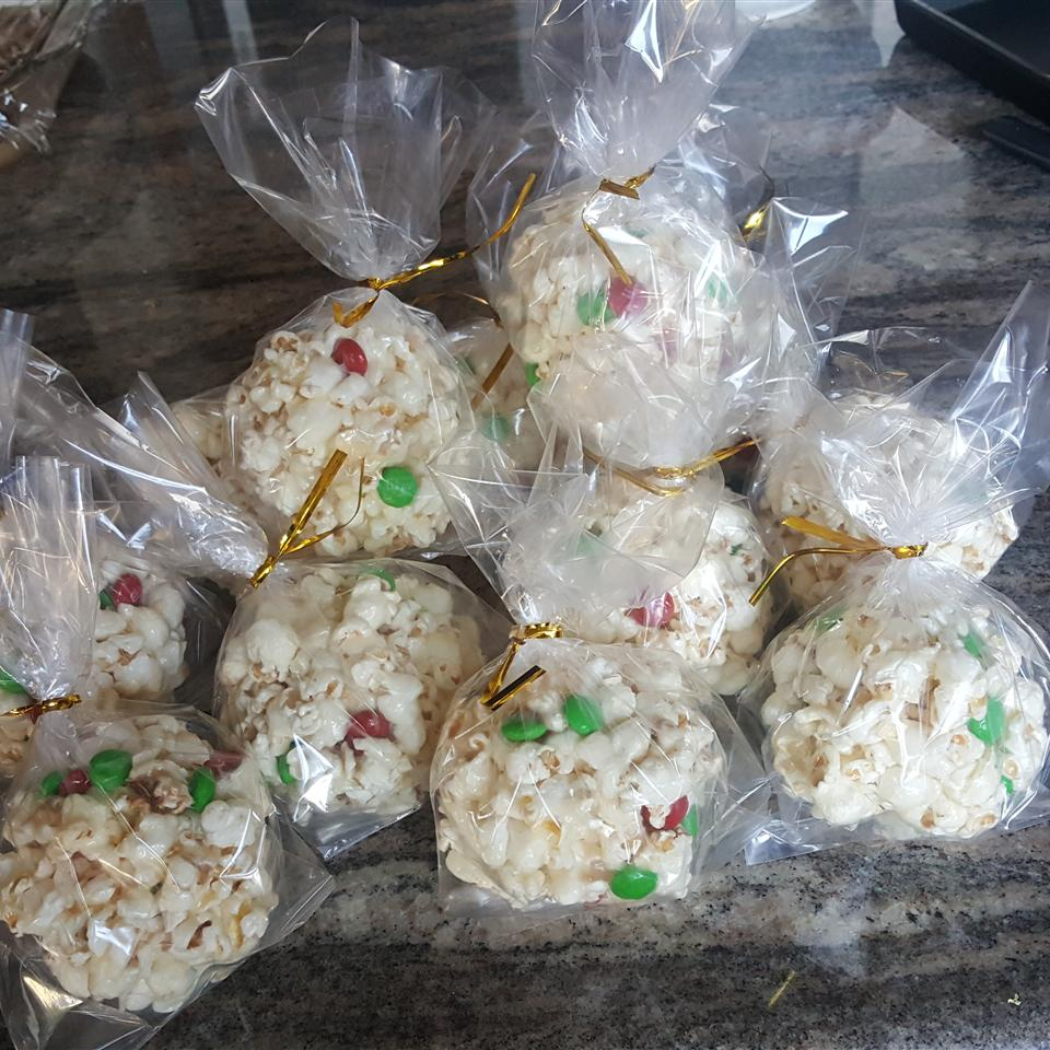 Best Ever Popcorn Balls OutOfThyme