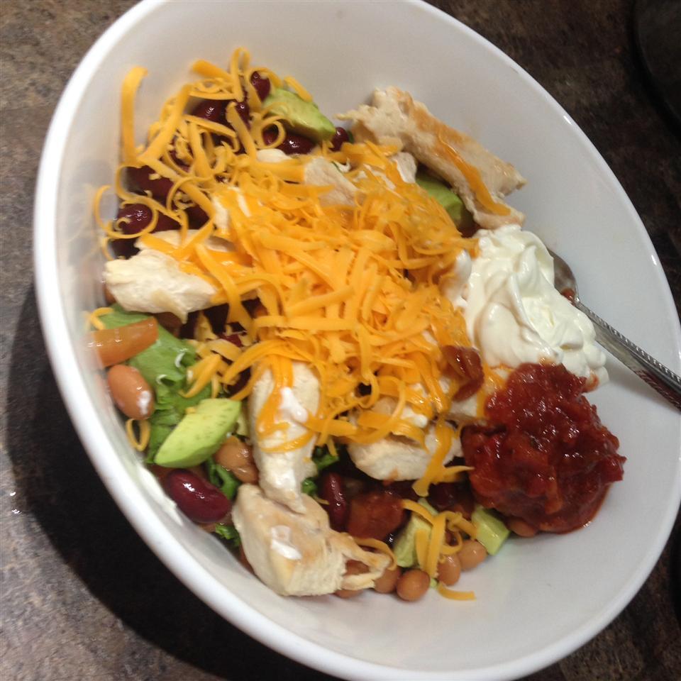 Taco Salad III Nicole Tucker