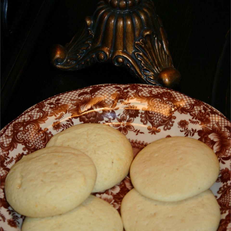Mississippi Tea Cakes