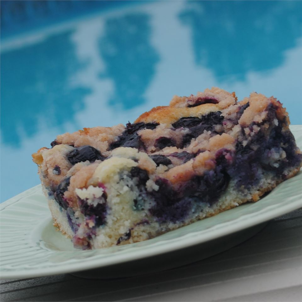 Maritime Blueberry Buckle TrudyNH