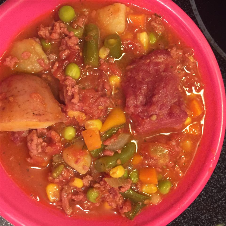 Home-Style Vegetable Beef Soup MrFireman