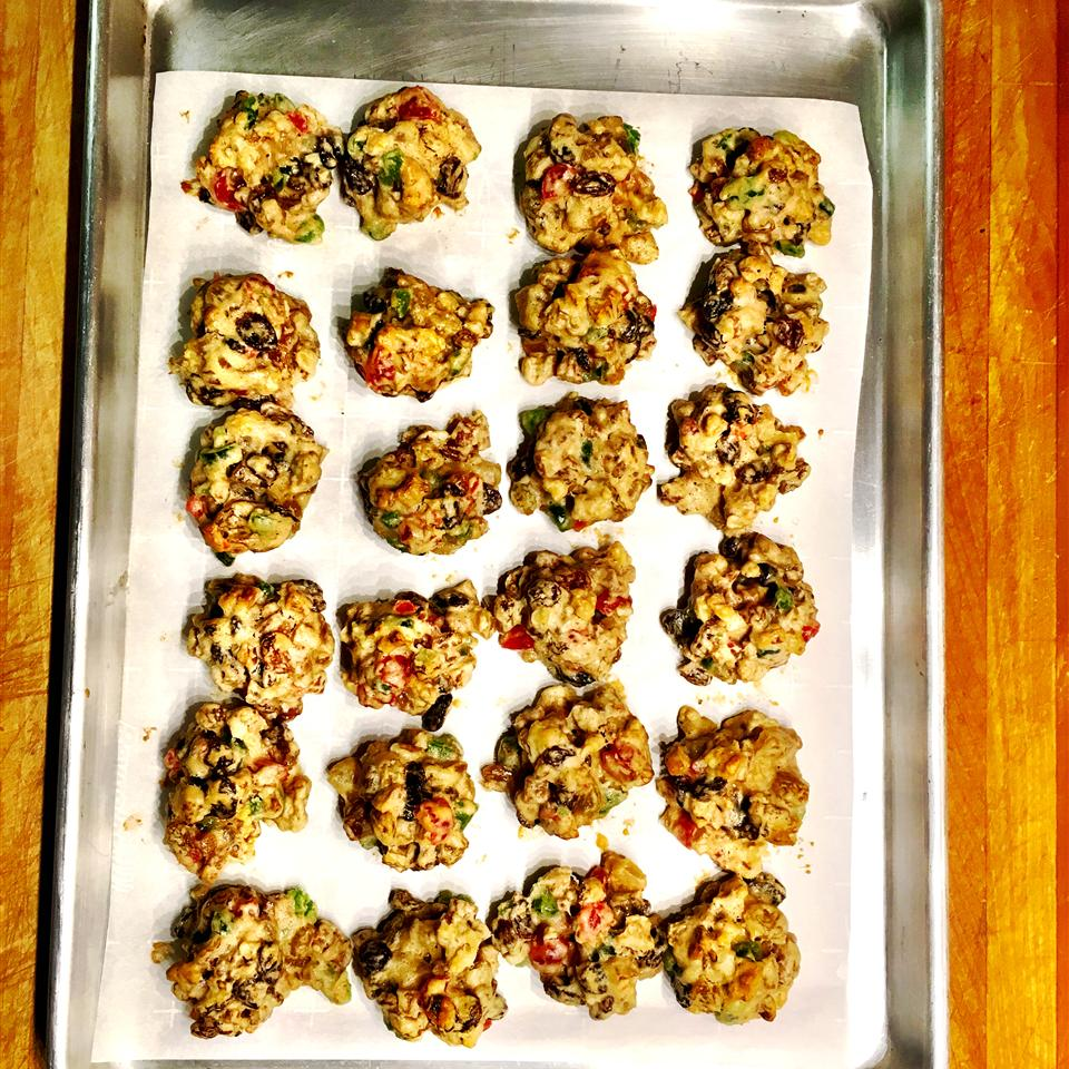 Fruitcake Cookies Dale