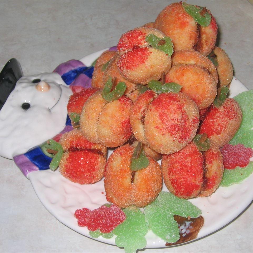 Austrian Peach Cookies II