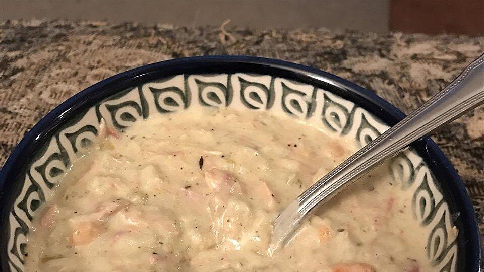 Smoked Turkey Wild Rice Soup Gary Tingley