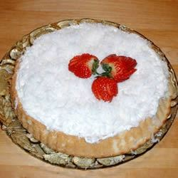 Cream of Coconut Cake Sondra